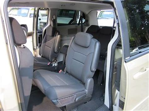 stow and go seating vehicles buy used clean title repairable only 69k stow