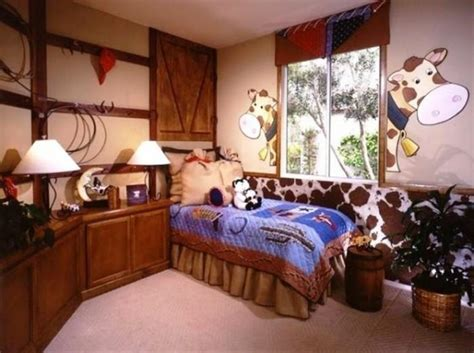 country themed bedroom 15 interesting cowboy themed kids bedroom rilane