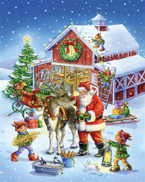 free printable christmas jigsaw puzzles for adults ready reindeer jigsaw puzzle puzzlewarehouse com