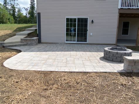 large paver patio others large concrete pavers for quickly create a patio