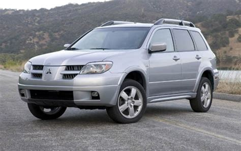 maintenance schedule for 2005 mitsubishi outlander openbay