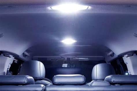 Recon Interior Lights by Recon Led Interior Dome Lights For 07 13 Gmc Chevy