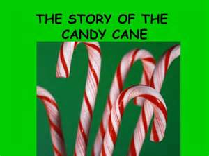 Copy of the story of the candy cane