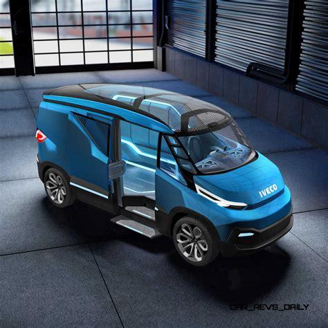 concept van 2015 iveco vision
