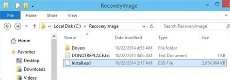 install windows 10 esd how to convert install esd in to iso image foxnet محلی