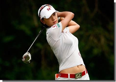 na yeon choi golf swing choi na yeon korean beautiful golfer golfer pinterest