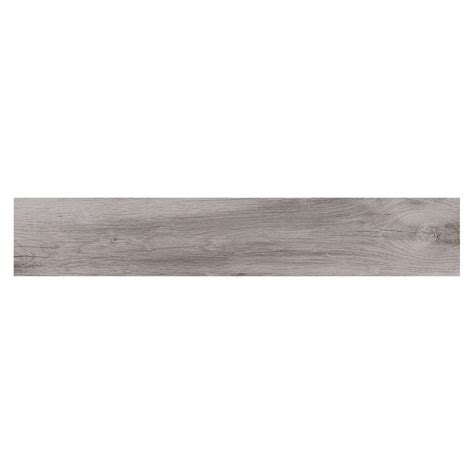 marazzi montagna dovewood 6 in x 36 in glazed porcelain floor and wall tile 14 50 sq ft