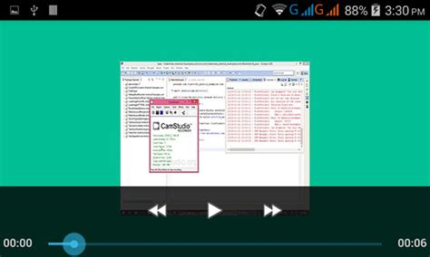 tutorial android media player android mediacontroller exle tutorial android exles