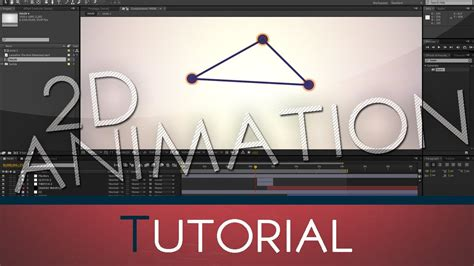 typography motion tutorial part 1 after effects motion design 1 connected dots