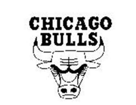 chicago bulls logo coloring page coloring pages