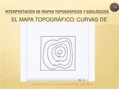 el tutor actualmente usado para este tipo de lesiones es el tutor en interpretaci 243 n de mapas topogr 225 ficos y geol 243 gicos