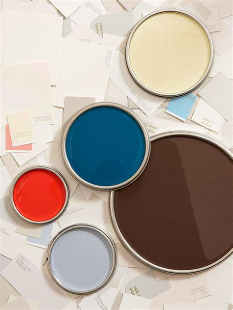 how to use color swatches to paint colors better homes and gardens bhg