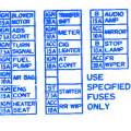 nissan pathfinder suv 2003 fuse box block circuit breaker diagram 187 carfusebox
