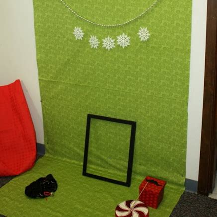 christmas party photo booth the preppy planner