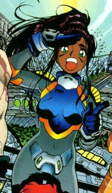 Deker Fox Tittan Kadott black superheroes world of black heroes