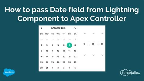 Format Date Lightning Component | salesforce how to call server side apex controller