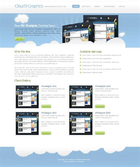 absolute layout in web design web design tutorial 30 awesome layouts in photoshop