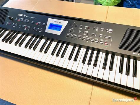 roland bk  keyboard organy okazja warszawa sprzedajemypl