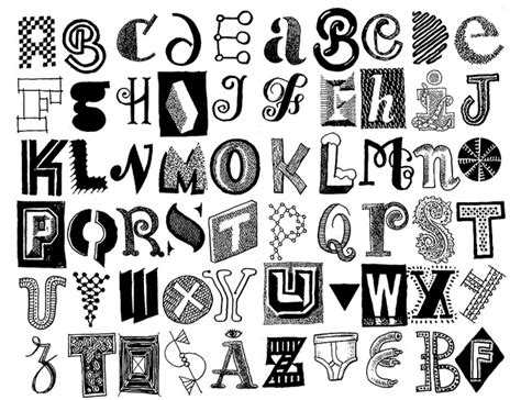 doodle letters letters 110 doodles search and