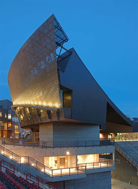 design center cincinnati uc cus rec center commercial architectural photography