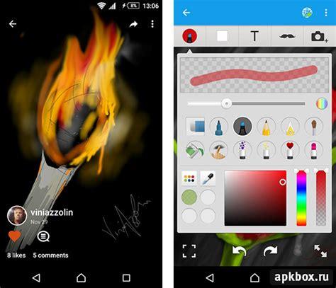 sketchbook for android sketch android приложение для рисования от sony 187 скачать