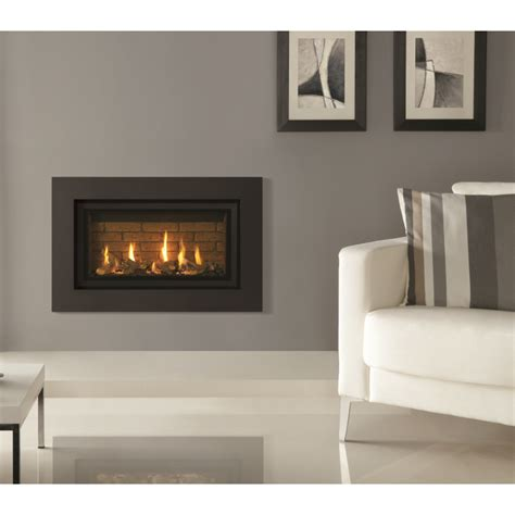 Gas Fireplace Small by Small Cityscape Balanced Flue Gas