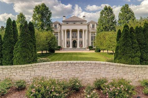 at home franklin tn ta country club mansion auction