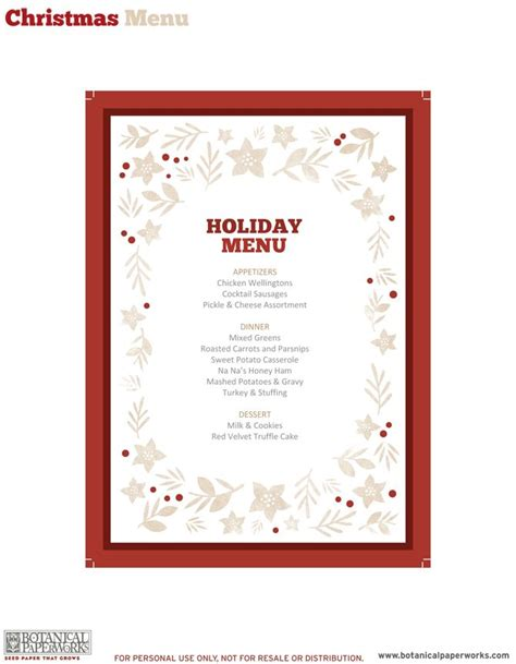 christmas menu ideas 130 best images about christmas dinner on pinterest