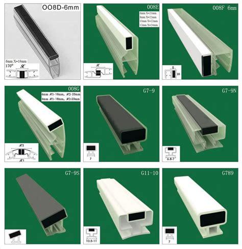 Shower Door Magnetic Strips Shower Door Seal Shower Room Door Seal Magnetic Seal For Shower Door Buy Shower Room Door Seal