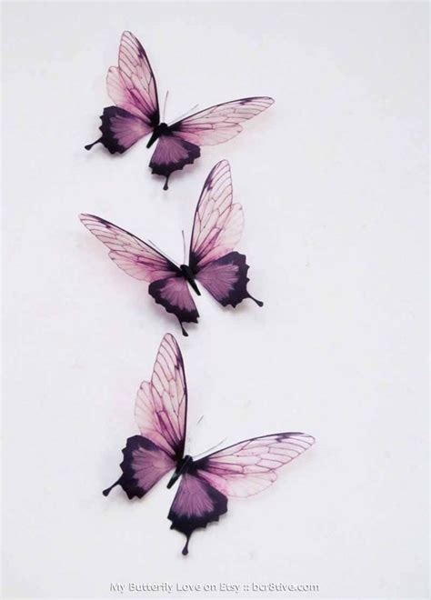 butterfly kisses tattoo designs 25 best purple butterfly ideas on