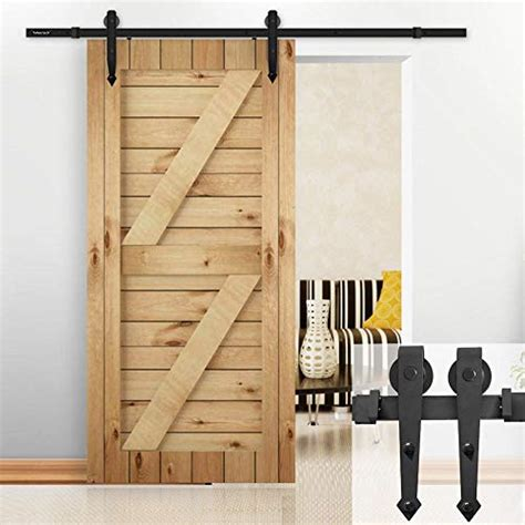 closet door rail system 6 sliding door hardware ft interior black steel single barn closet track system 6912015091499 ebay