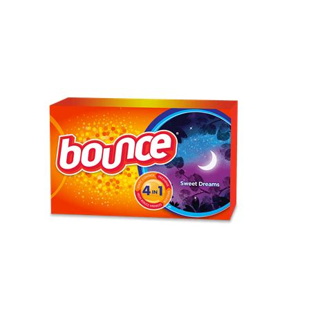 bounce dryer sheets bounce 174 fabric softener dryer sheets sweet dreams