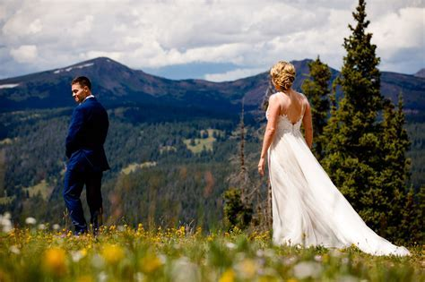 Colorado Wedding Venues Top Colorado Mountain Wedding