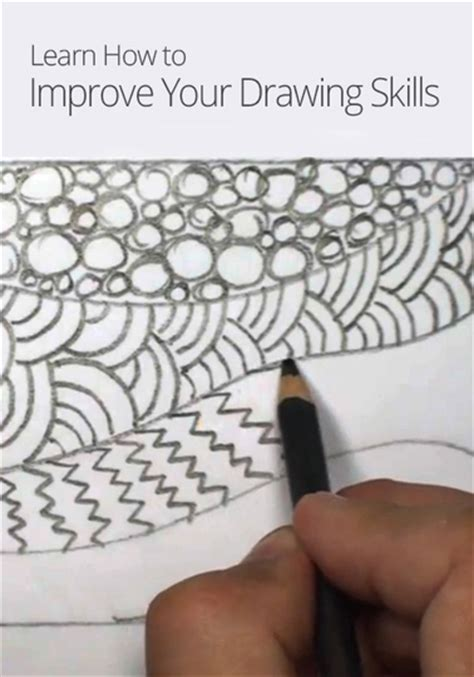 how to improve your drawing skills curious