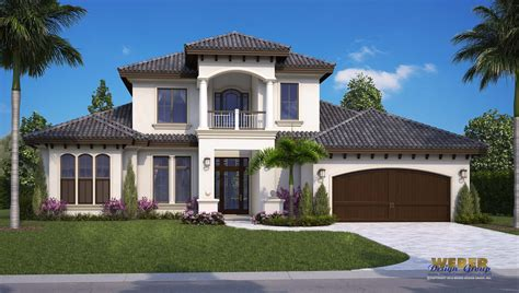 Two Story Florida House Plans Traintoball