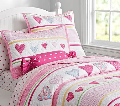 Bright Pink Comforter by Bright Pink Bedding Pottery Barn
