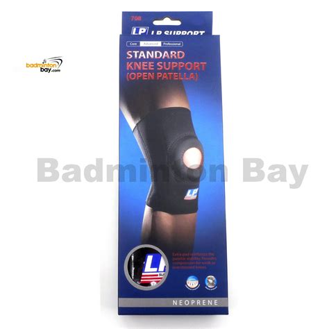 Knee Support Open Patella Lp 708 Best Product lp support standard knee support open patella 708