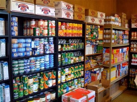 Prepper Pantry by The Pantry Primer Meal Planning While You Re Building