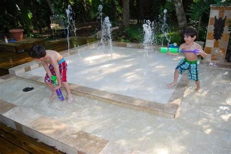 water park in backyard forget the pool build your own water park instead parks