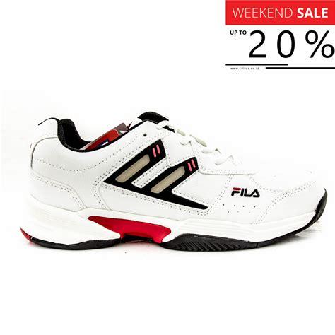Sepatu Fila Putih Pria fila barca 2 160 beli sepatu olahraga sepatu pria citrus