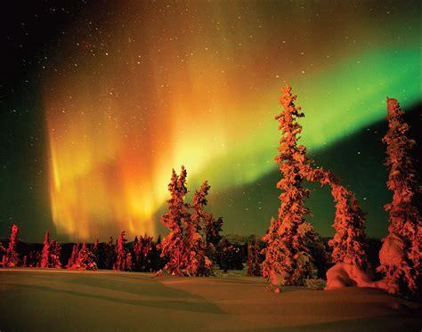 essential   aurora borealis sunset magazine