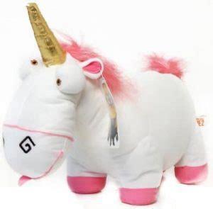 Unicorn Fluffy 53cm Boneka Despicable Me Boneka Unicorn Your Diy Guide For Despicable Me Agnes Costume