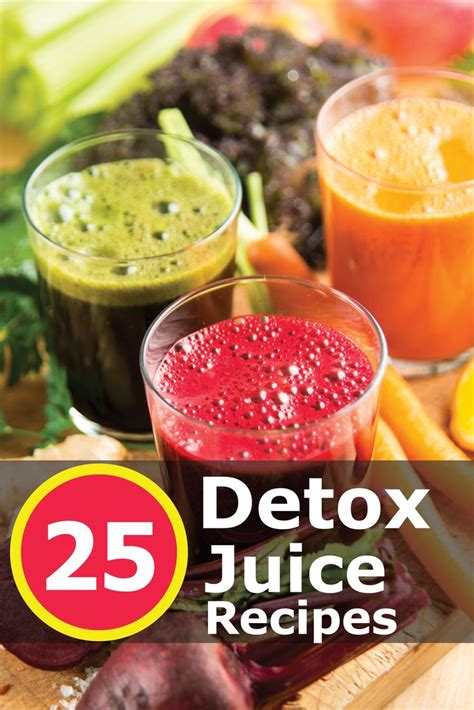 Juice Detox Recipes by 25 Best Ideas About Detox Juices On Detox