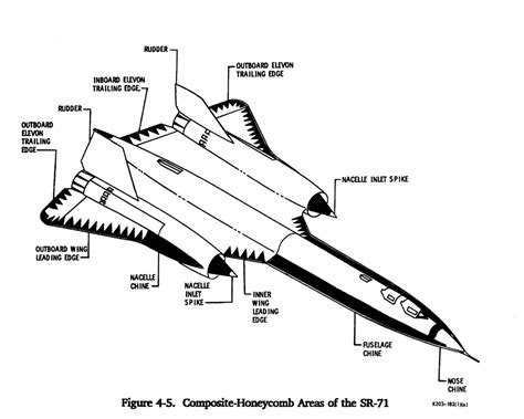 airplane diagram for sr 71 blackbird diagrams gallery
