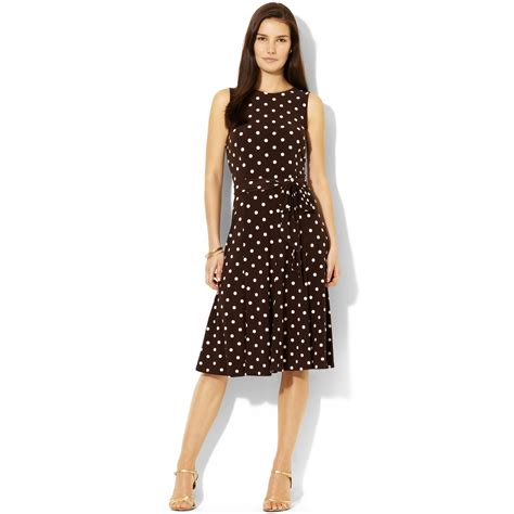 Dress Polkadot Bangkok lyst by ralph by ralph
