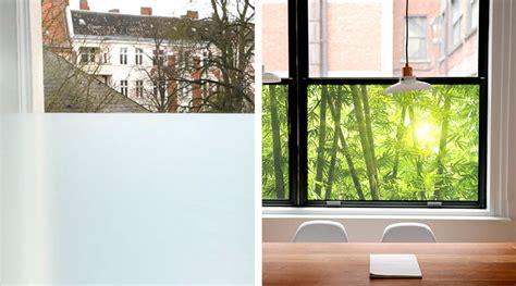 Sichtschutzfolie Fenster Antistatisch by Dekorative Fensterfolien Wall De