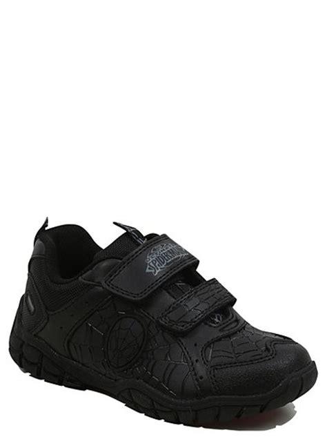 asda school shoes boys school marvel ultimate spider shoes