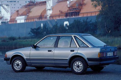 ford 5 porte prezzo ford 1 4 5 porte green 03 1989 10 1989 prezzo