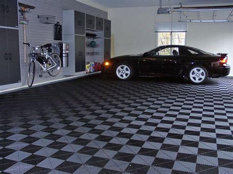 20  Garage Flooring Tile Designs, Ideas   Design Trends