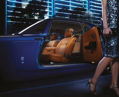 rolls royce wraith headliner rolls royce s new starlight headliner